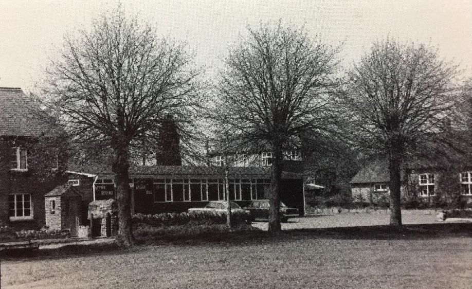 NetherHeyford_VintagePostcards_VillageHall