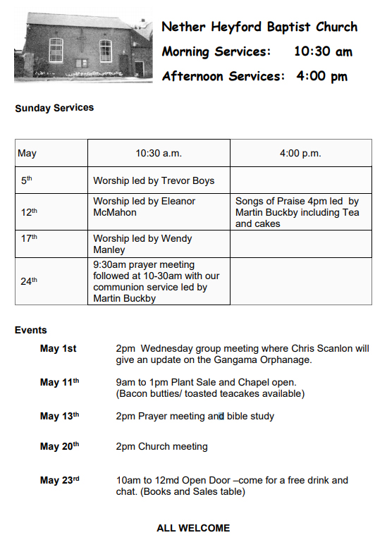 NetherHeyfordBaptistChapel_May2019