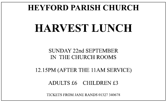 NetherHeyford_ParishChurch_HarvestLunch_Sept2019
