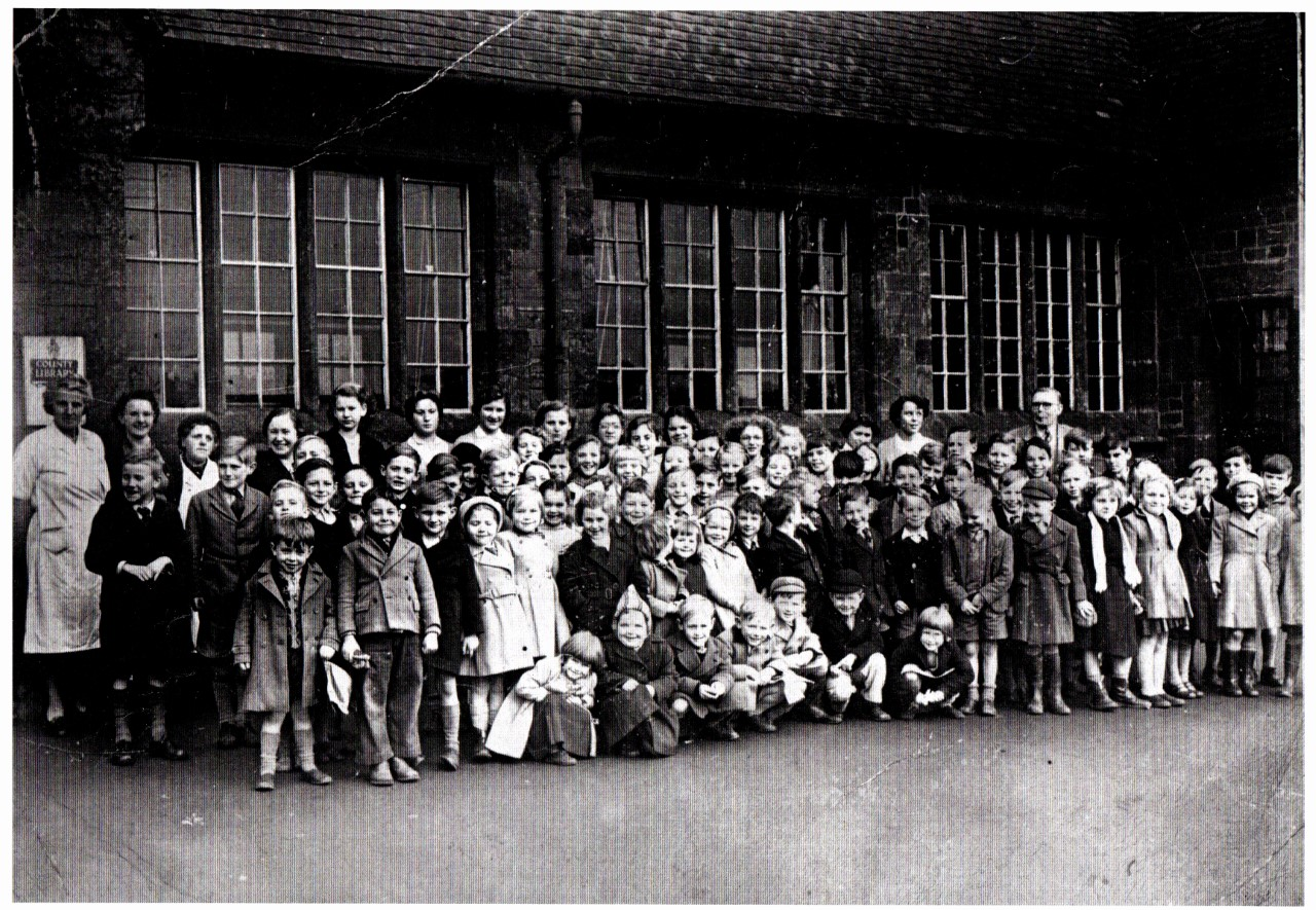 BlissCharitySchool-NetherHeyford1954