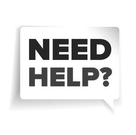 Need Help Box