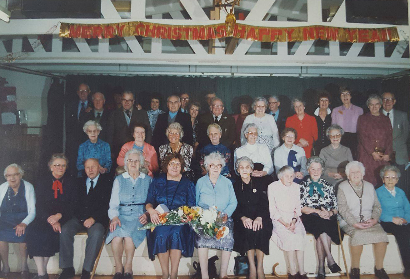 NetherHeyfordPensionersClub1989
